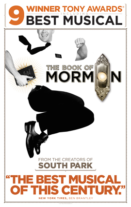 Book Of Mormon in LA