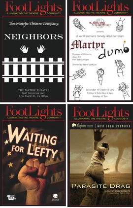 Footlights Publishing
