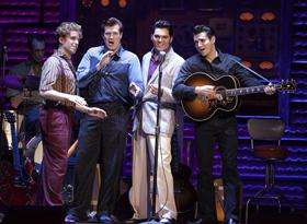 Million Dollar Quartet in LA