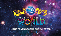 Ringling Bros. and Barnum and Bailey Circus - Out Of This World