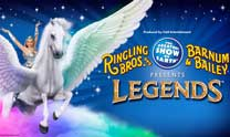 Ringling Bros. and Barnum and Bailey Circus - Legends