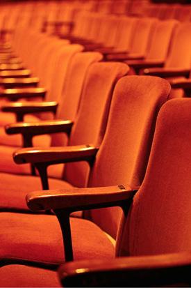 LA Theatre Seating Charts - Los Angeles Seating Charts