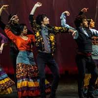 World-Renowned Flamenco Dancer Jesus Carmona