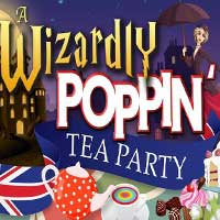 A Wizardly Poppin Tea Party