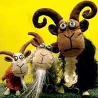 Three Bully Goats Gruff