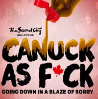 Canuck as F*CK