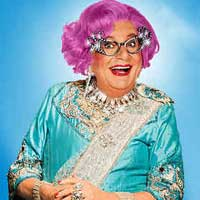 Dame Edna Glorious Goodbye:  Farewell Tour