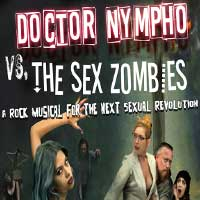 Dr. Nympho Vs The Sex Zombies!