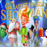 The Greatest Holiday Showman!