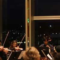 Le Salon de Musiques:  Bach, Chopin, Saint--Saens and Scharwenka