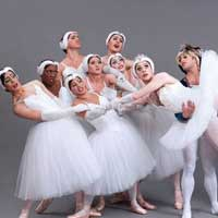 Les Ballets Trockadero de Monte Carlo:  All-Male Comic Ballet