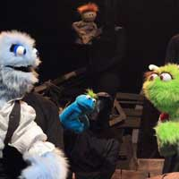Les Miz and Friends! A Puppet Parody