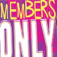 Members Only: A Play About 1980s America