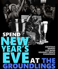 Groundlings New Year's Eve Celebration