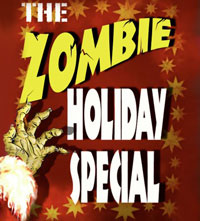 The Zombie Holiday Special