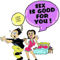 Is Sex Good For U 39