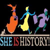 She's History!