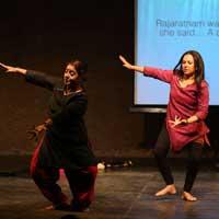 Sweating Saris:  Indian Dance as Transnational Labor