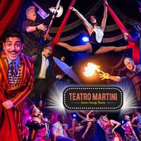 Teatro Martini DInner Cabaret