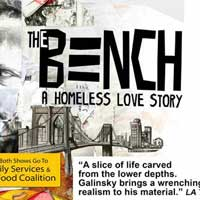 The Bench:  A Homeless Love Story