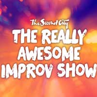 The Really Awesome Improv Show:  No Kids Allowed!