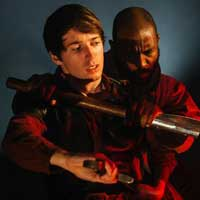 The Tragedie of MacBeth:  An Immersive Experience Puts You in the Mix