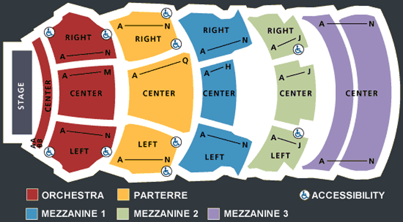 Dolby Theatre Seating Chart - Theatre In LA on long beach map, los angeles zoo map, century city map, spotlight 29 casino map, salt lake city map, madison square garden map, philadelphia map, hollywood map, walt disney concert hall map, baltimore map, white house map, los feliz map, sunset strip map, harvard university map, dorothy chandler pavilion map, pittsburgh map, kodak theater map, olvera street map, union station map, oracle arena map,