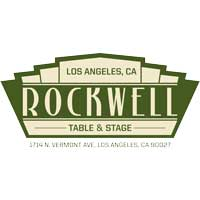 Rockwell Table and Stage